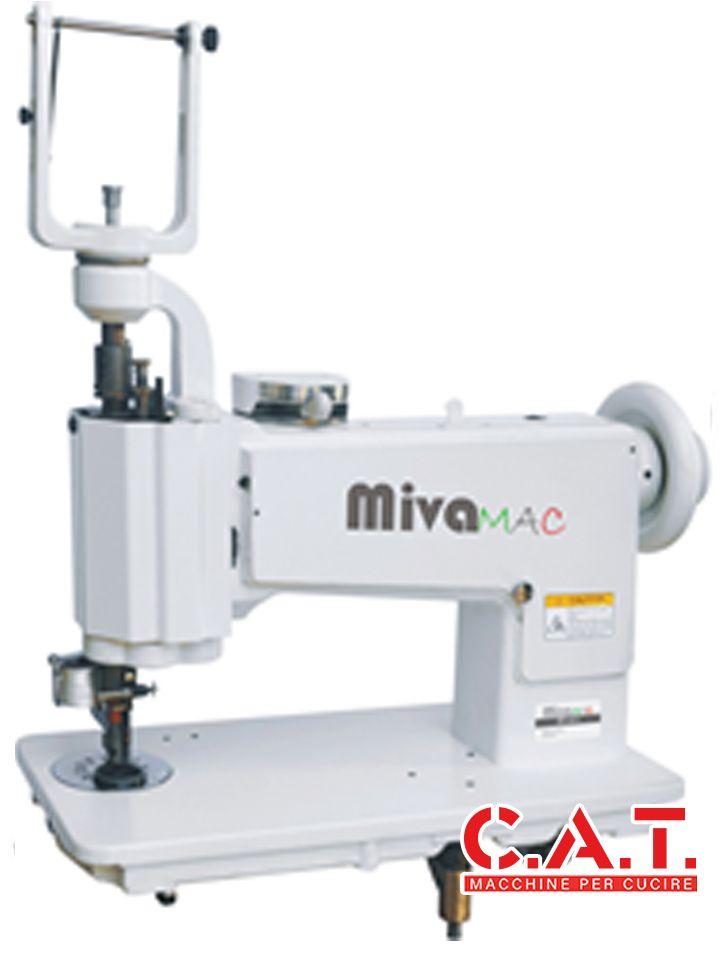 MV10-3 Macchina piana per eseguire ricami manuali tipo cornely
