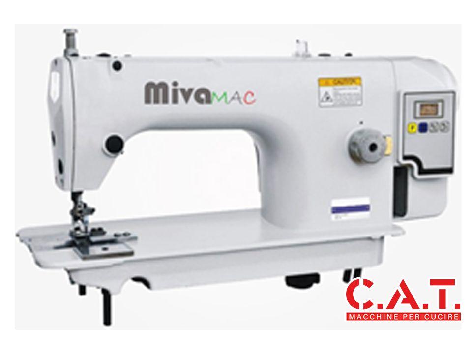 MV980 Macchina per cucire lineare 1 ago con coltello rifilatore