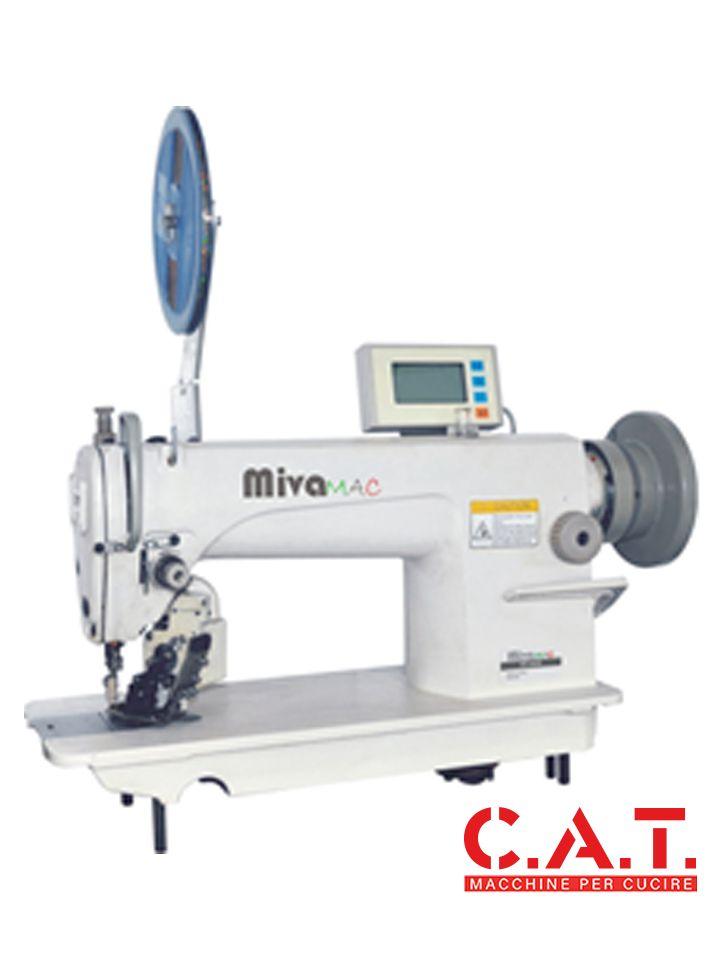 MV8808 Macchina piana 1 ago per applicare paillette