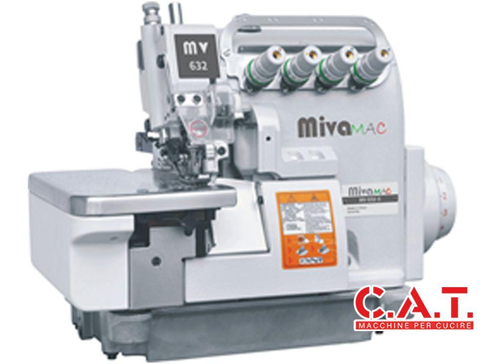 MV632-5 Macchina tagliacuce 2 aghi 5 fili