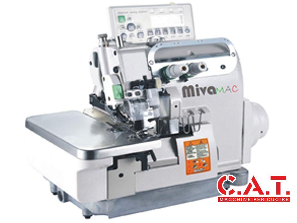 MV632-5-22 Macchina tagliacuce 2 aghi 5 fili