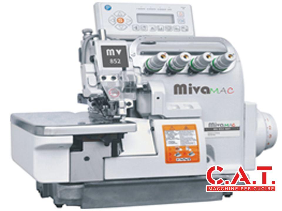 MV852-4AUT Macchina tagliacuce 2 aghi 4 fili
