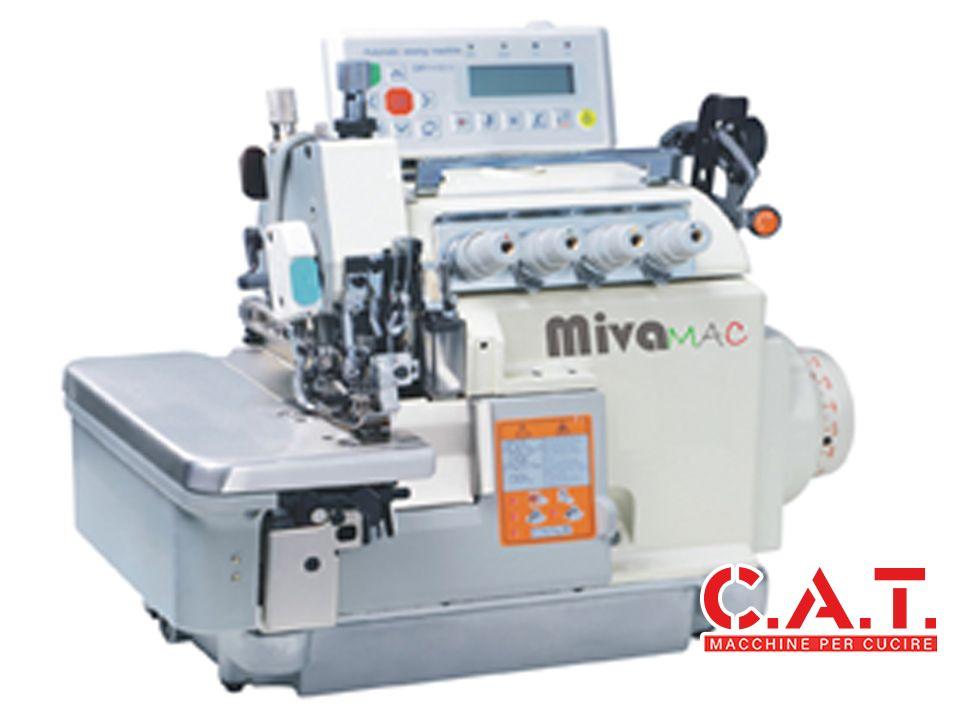 MV932T-5 Macchina tagliacuce 2 aghi 5 fili