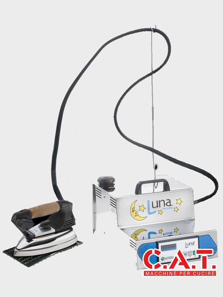 LUNA PLUS MOD. 2009 Generatore di vapore a carica continua