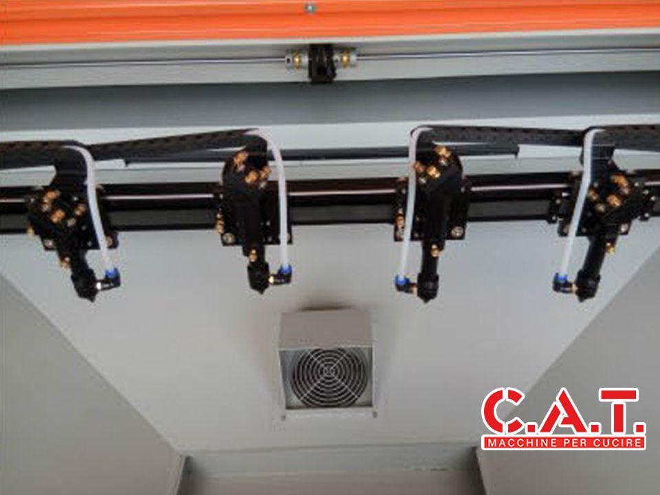 Seriali standard per macchine da taglio laser