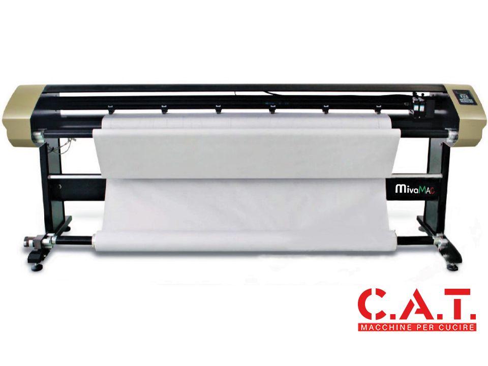 FDM-2200M Plotter con due testine di stampa