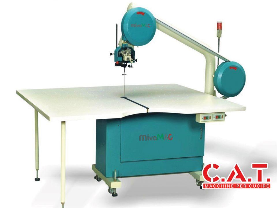 MVC-550A Macchina da taglio sega a nastro