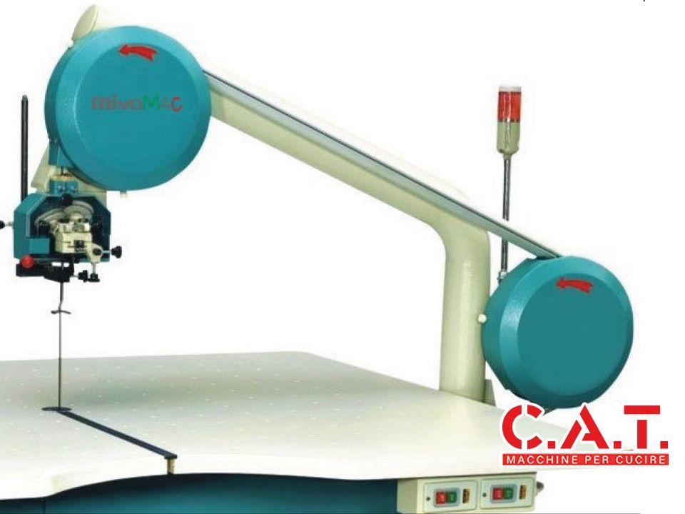 MVC-1200B Macchina da taglio sega a nastro
