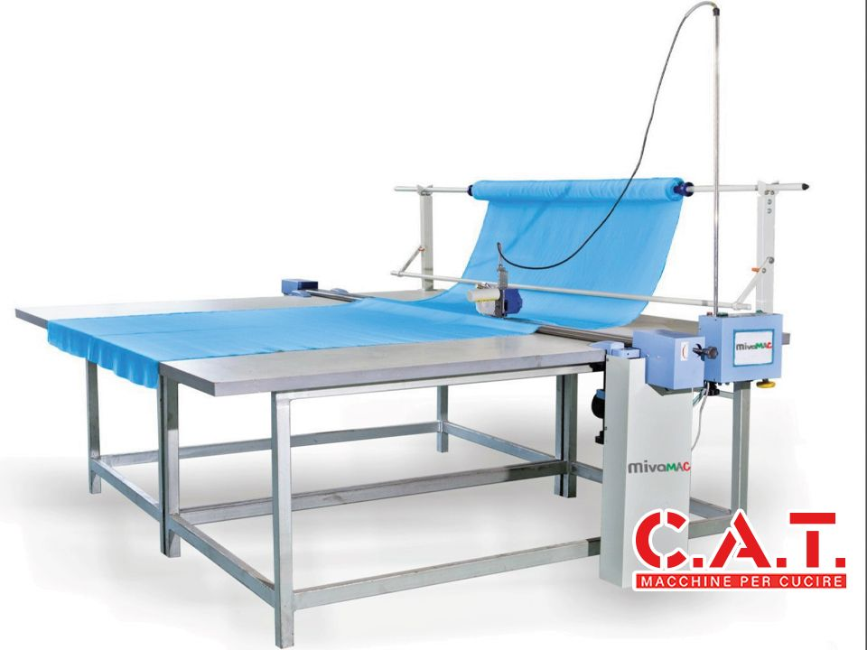 MVC-980-QD-1 Macchina da taglio automatica fine materasso
