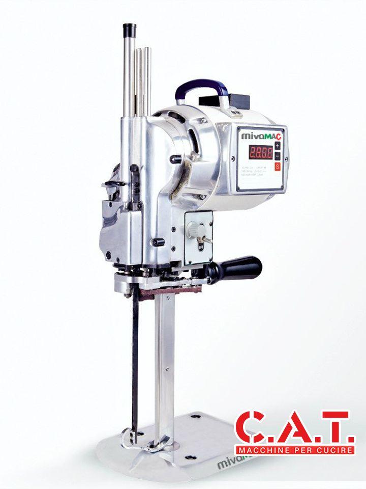 MV-708 Taglierina verticale a velocità variabile
