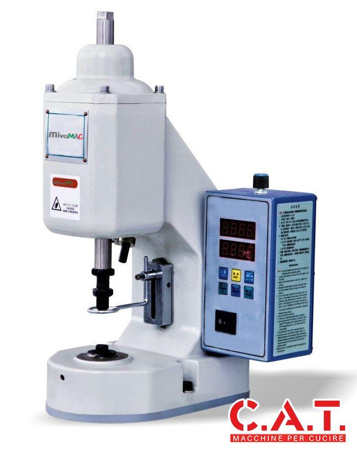 MV-DZ1 Attaccabottoni elettrico