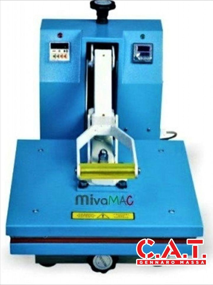 MV-M38X01 Pressa manuale per trasfer