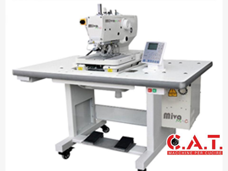 MV9820-01  Macchina occhiellatrice elettronica con indexer