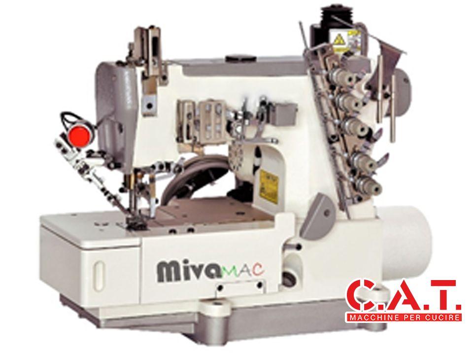 MV562-02 Macchina piana collaretto 1 2 o 3 aghi