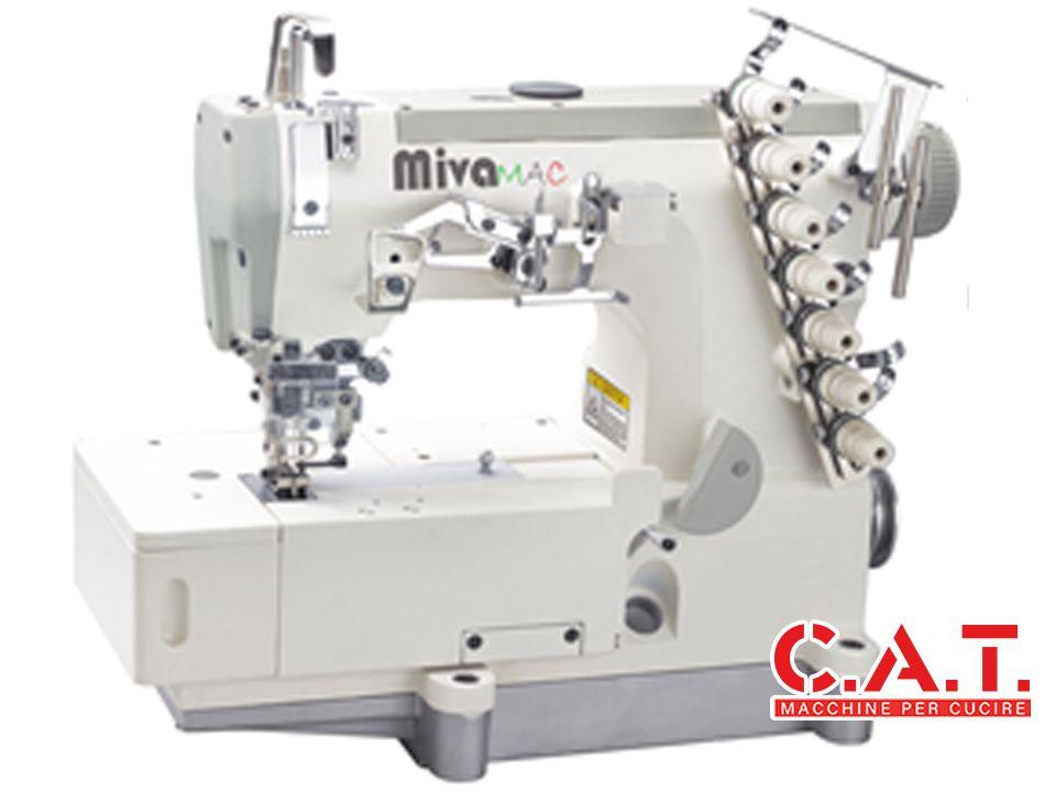 MV562-07 Macchina piana copertura 3 aghi 7 fili