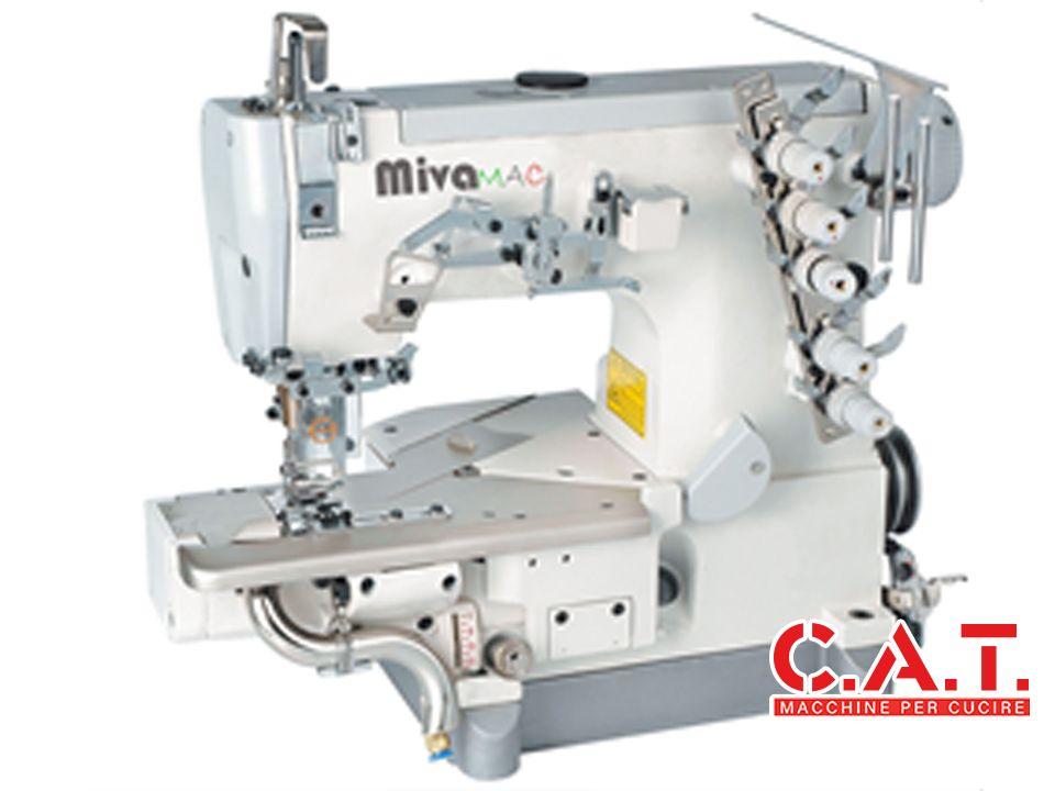 MV664-35AUT Macchina braccio copertura rasafilo