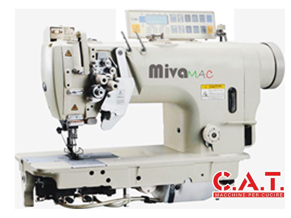 MV8420D-403 Macchina lineare 2 aghi fissi