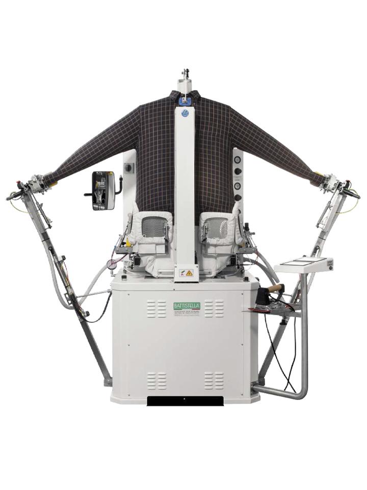 Battistella ironing machines