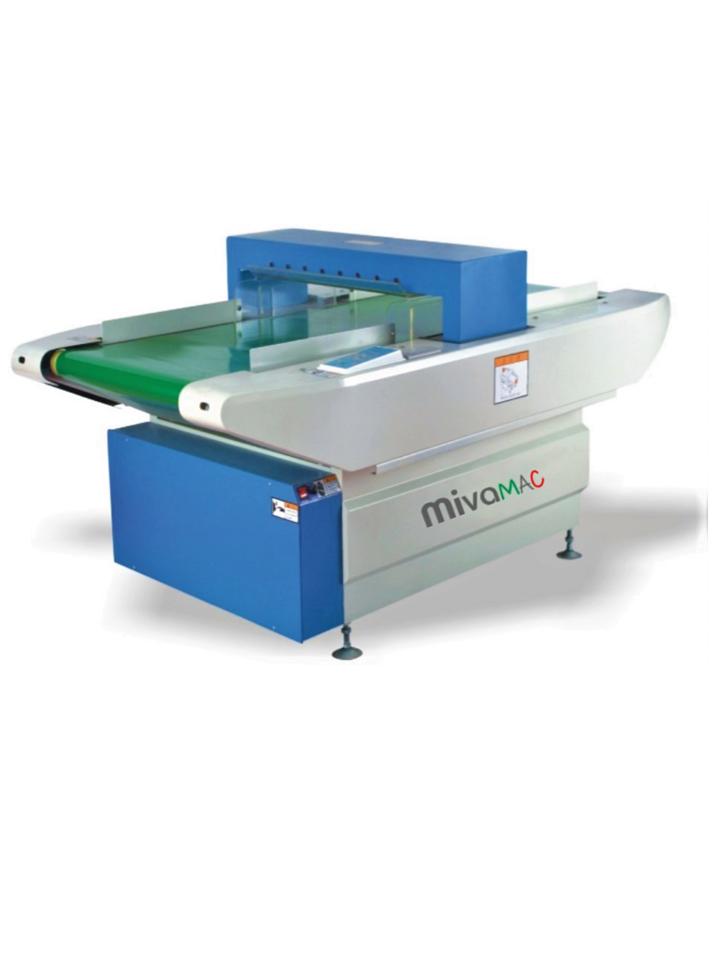 Rilevatore Automatico Metalli